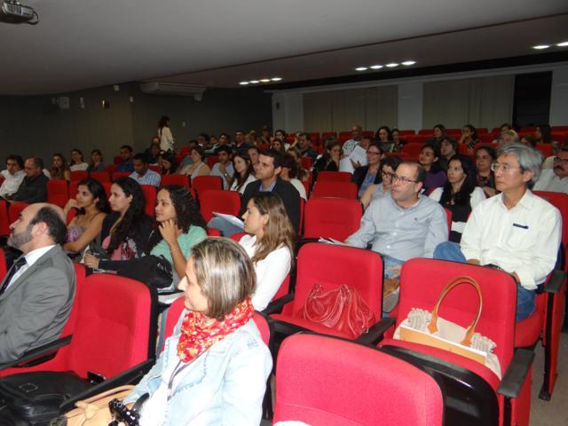 Palestra de Regulamentação da Arquitetura - Univix (28-JUN-2012)