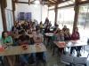 Estudantes do 2º período de arquitetura e urbanismo da Faesa