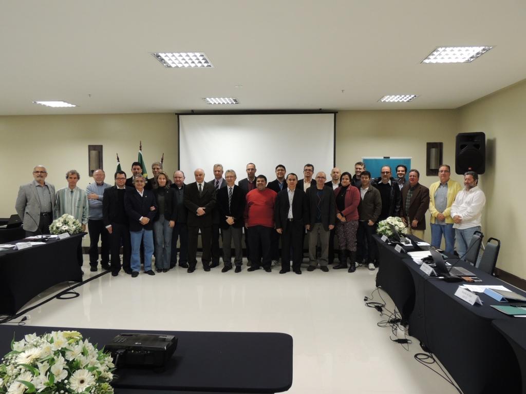 Presidentes dos Conselhos Estaduais