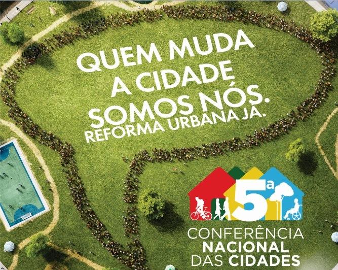 5ª Conferência Nacional das Cidades