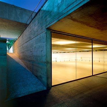 Museu Brasileiro da Escultura, em São Paulo. Projeto de Paulo Mendes da Rocha. Foto: Nelson Kon